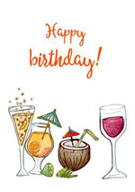 verjaardagskaart Automatisch verjaardagskaarten sturen zakelijk verjaardagskaart