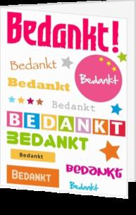 Ongekend Bedankkaartje sturen   Bedank iemand met een kaart   Kaartjeposten.nl JJ-71